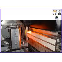 Buy cheap ISO 5658 - 2 ZY6263 - PC Vertical Flammability Chamber For IMO Flame Creeping from wholesalers