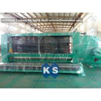Quality Automatic 4300mm Reno Gabion Mattress Machine With CE Certification for sale