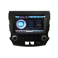 Quality HD Car Amplifier 3G V-CDC PIP Mitsubishi Outlander Navigation System / Mitsubishi DVD Player ST-8956 for sale