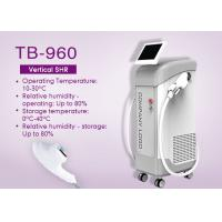 Quality CE Approved E-light IPL SHR  Hair Removal Machine / Beauty Salon Equipment for sale
