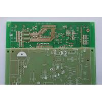 Quality Custom Bare Prototype Tablet PCB Board , LED Lighting PCB Single Sided for sale