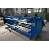 Quality Automatic Non Woven Fabrics Rewinding Machine And Cutting Machine With 1000 Length for sale