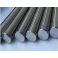 Quality Tailored Size Perfect Finish Tantalum Rod , Semiconductor Use Round Ta Bar for sale