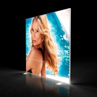 Quality Double Sided Seg Fabric Frames Printing And Frame / Tension Fabric Trade Show Displays for sale