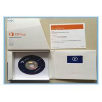 Quality English Version Microsoft Office 2013 Product Key Card Retail Box DVD for sale
