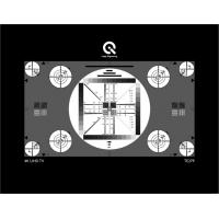 Quality 3nh TE279 D 4k cctv camera uhd universal test chart 16:9 TRANSPARENT for quick appraisal of transmission of 4k camera for sale
