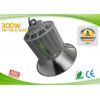 Quality Super bright 300w LED warehouse lighting , CREE led low lumens decline for sale
