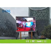 Buy cheap High Definition P6 Advertising LED Board , LED Outdoor Advertising Screens from wholesalers
