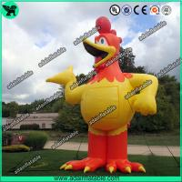 Quality Inflatable Rooster For Advertising,Event Inflatable Chicken,Inflatable Rooster Costume for sale