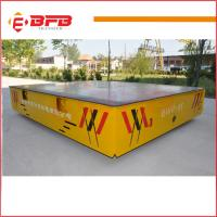 Quality Remote Control Steerable Electric Trackless Transfer Cart China factory for sale