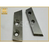 Quality High Precision Tungsten Carbide Square Bar ,tungsten carbide cutting blade, Flat  Wear Strips. for sale