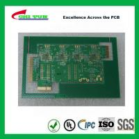 Buy cheap Aeronautics Printed Circuit Board 8L FR4 Immersion Gold + Hard Gold Quick Turn from wholesalers
