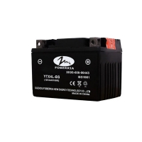 Quality YTX4LBS 12v4ah Mini Motorcycle Battery for sale