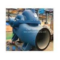 Quality High Pressure Fire Fighting Pumps , Centrifugal Fire Pump Ductile Cast Iron Casing for sale