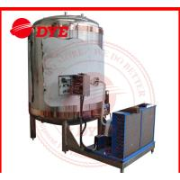 Quality Pipe Welding Vertical Custom Cold Water Tank For Berwery Line 2MM Thickness for sale
