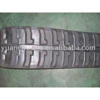 Quality Excavator rubber track ,Rubber Crawler for sale