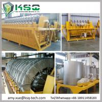 Quality Ore Dewatering Mining Filter Ceramic Disc Filter 8% Cake Moisture for sale