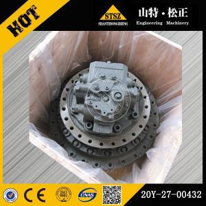 Quality komatsu pc400-7 motor assy 706-8J-01020,706-8J-01012 for sale