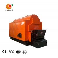 Quality Wood Or Coal Horizontal Steam Boiler / Pellet Fired Steam Boiler Customized for sale