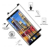Quality Samsung Sensitive Curved Tempered Glass Screen Protector Case Friendly for sale