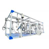 Buy cheap Universal Furniture Testing Machines / Equipment With PLC Control For Static And Cyclic Testing from wholesalers