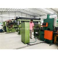 Quality 4300mm Net Width Gabion Production Line PLC Control With Electrical Systems for sale