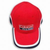 Quality Promotional/Baseball/Golf Caps, Available in Different Colors for sale