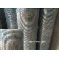 Quality Animal Security Cages Welded Wire Mesh Rolls / Heavy Duty Wire Mesh Panels for sale