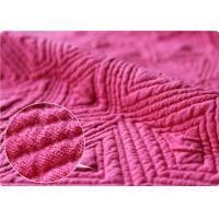 Quality Funky Combed Yarn Cotton Knit Fabric Sofa Furniture Upholstery Fabric for sale
