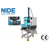 Quality Hydraulic System Automatic Stator Coil winding Final Forming Machine PLC Control for sale