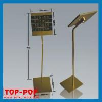 Quality Floor Display Stand/Sign Display (POP-Q9) for sale