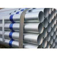 "Buy 4"" 6"" Schedule 40 Galvanized Steel Pipe , Round Gi Water Pipe at wholesale prices"