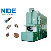 Quality High efficiency Armature Trickling Impregnation Machine , Adjustable Pitch Time for sale
