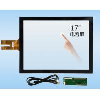 Buy cheap 10.4 To 65 Inch G+G / G+FF Projected Capacitive Touch Screen Panel with USB from wholesalers