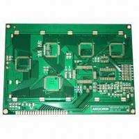 Quality PCB of LCD Controller Board, Fine Circuit for sale