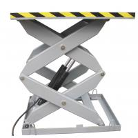 China 5M Hydraulic Stationary Scissor Lift Table 3000Kg Loading Capacity For Workshop on sale