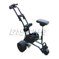Quality Electric Golf Trolley (with Seat) (QXF-05-01) for sale