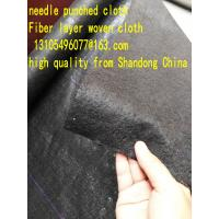 Quality weed mat  woven geotextile PP virgin material Fiber layer needle punched cloth for sale