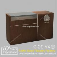 Quality wooden jewelry display showcase/store jewelry stand for sale