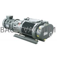 Quality Army Green Vacuum Booster Pump 1200 m³/h 3.7KW BSJ300L Roots Blower Pump for sale