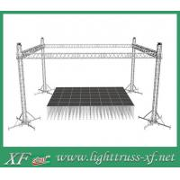 Buy 500mm x 500mm Iron Base Caster Truss Coupler For Aluminum Roof Truss at wholesale prices