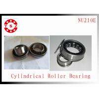 Quality High Precision NU210E Cylindrical  Roller Bearings ABEC-3 ABEC-5 High Limit Speed for sale