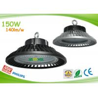 Quality 140lm per watt UFO led industrial lamps 150w AC90 - 305V 50000 hours for sale