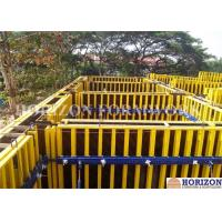 Quality Concrete Wall Formwork, Muro encofrado, Formaleta,concrete formwork, single-sided formwork for sale