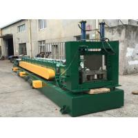 Quality 15 Roller Stations U Channel  Purlin Roll Forming Machine with Auto Punching Holes for sale