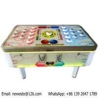 Buy Amusement Coin Operated Hit Beans Table Arcade Game Machine at wholesale prices
