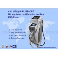 China Professioanl 4 In 1 Opt Shr Laser Ipl Hair Removal Machine 2000w CE Approval on sale