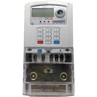 China Anti - Tamper Single Phase Electric Meter , MCB connected STS Prepaid Meters on sale