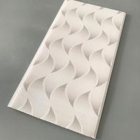 Buy Flat Pvc Panels For Ceiling , Waterproof Bathroom Ceiling Panels Brilliant at wholesale prices