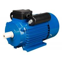 China High Speed Single Phase AC Asynchronous Motor For Driving Air Compressor on sale